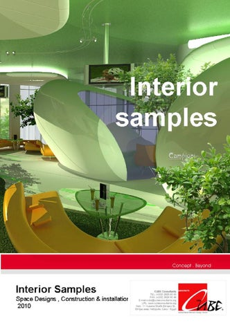 CUBE Interiors by CUBE Consultants - issuu