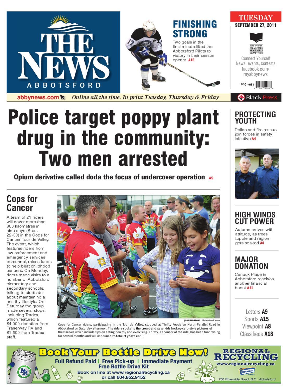 Abbotsford-News Tue Sep 27 2011 by Abbotsford News - issuu