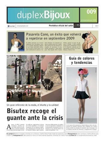 2576f32d2bc7 Duplex Bijoux nº9 by GRUPO DUPLEX - issuu