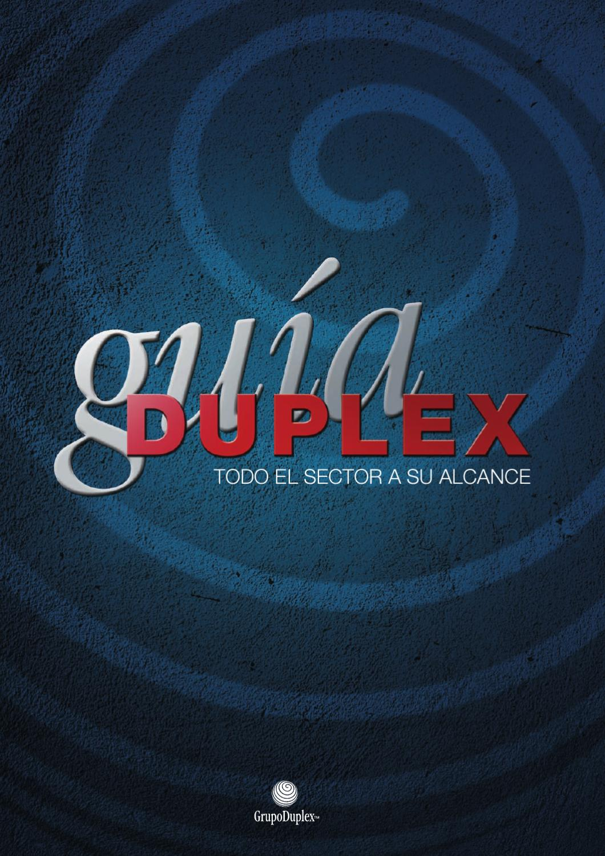 Gu a duplex n 48 by grupo duplex issuu - Viveros amoros ...