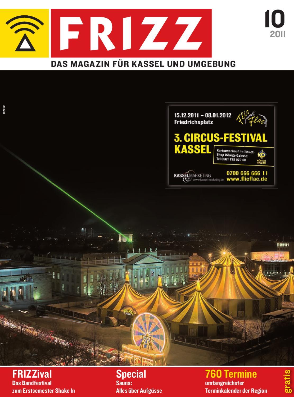 FRIZZ Das Magazin Kassel Oktober 2011 by frizz kassel - issuu