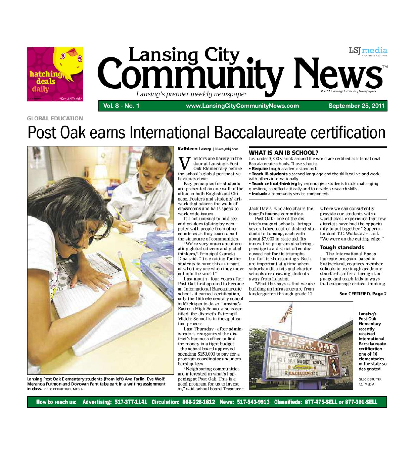 /lccn_09_25_11 by Lansing State Journal - Issuu