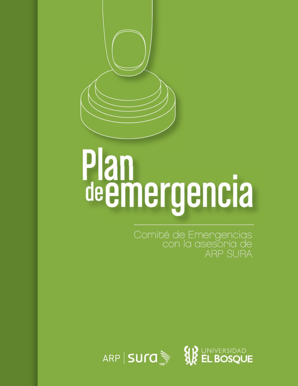 plan de emergencia_ Universidad El Bosque by Universidad El Bosque ...