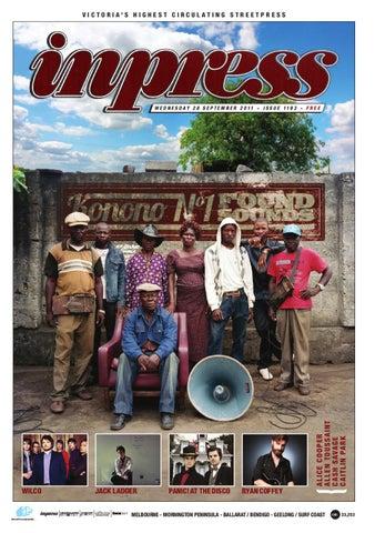 Inpress Issue #1093 by TheMusic com au - issuu