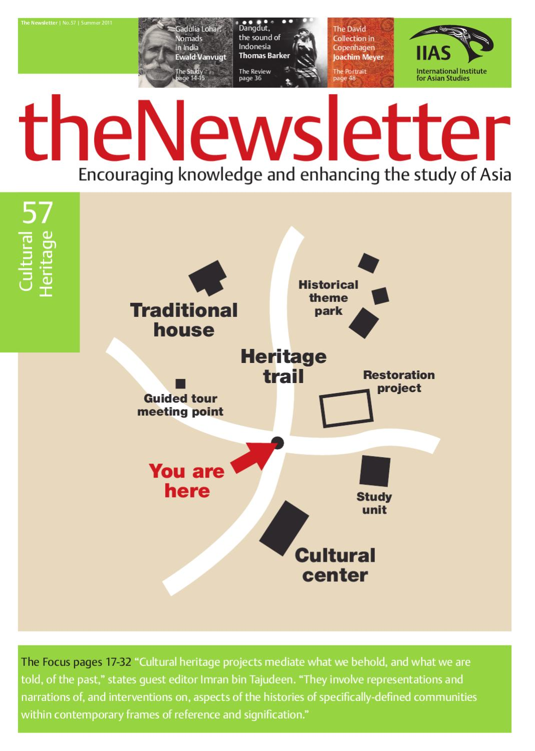 The Newsletter 57 by International Institute for Asian Studies - issuu