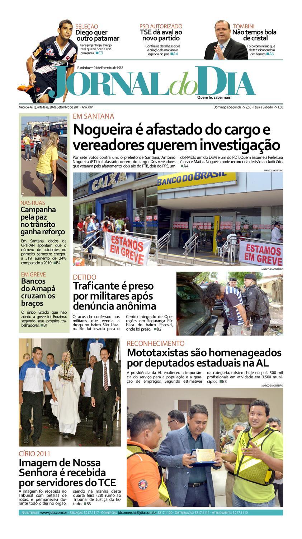 9102b2e30d10f Jornal do Dia 28 09 2011 by Jornal Do Dia - issuu