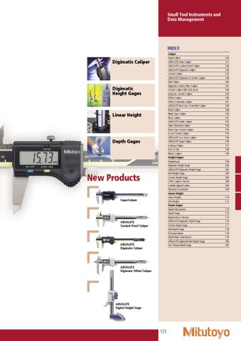 0-150mm Range Mitutoyo 536-221 Vernier Caliper 0.05mm Resolution Offset Jaw +//-0.05mm Accuracy