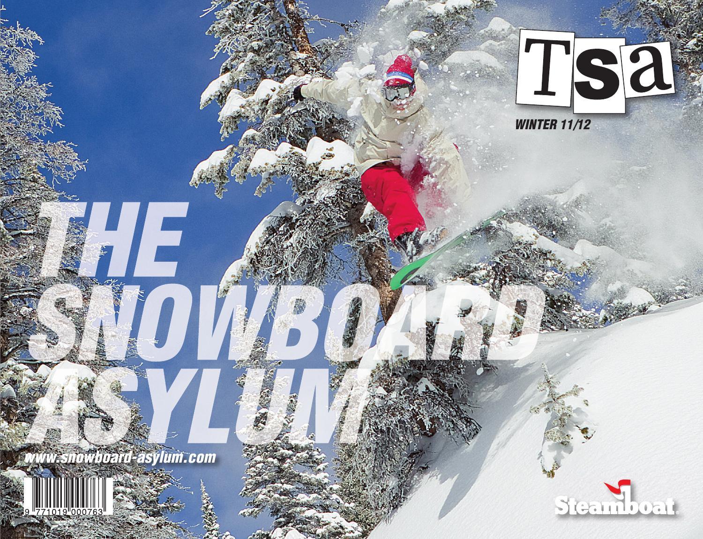 4271a05dbd The Snowboard Asylum 2011   2012 by Ellis Brigham Mountain Sports ...