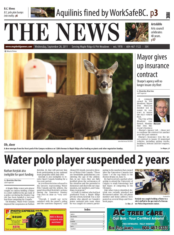1a1b3fbb2002e Maple Ridge Pitt Meadows News - September 28