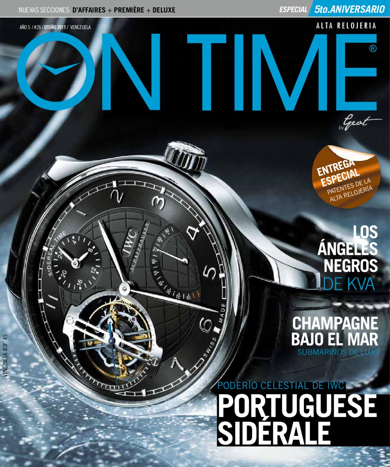 cb4effb0d42d On Time - Otoño 2011 by Geot  Grupo Editorial On Time  - issuu
