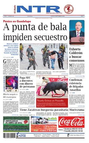 3c1551c88 El Diario NTR by NTR Medios de Comunicación - issuu