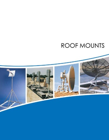Roof Mount by ROHN Products, LLC - issuu