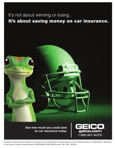 Direct General Auto Insurance >> 2011 Georgetown Football Gameday Program by Georgetown ...
