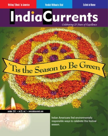 india currents december 2011 northern california edition by india