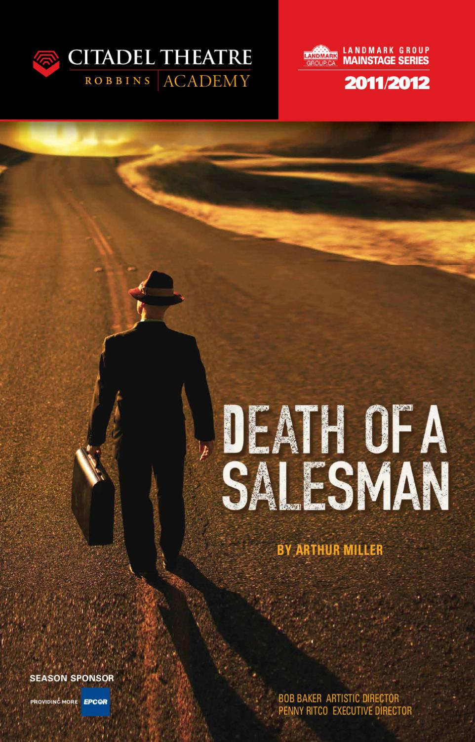 eng4u isu death of a salesman Fagstoff: death of a salesman is one of the world's most performed plays it was first staged in new york in 1949, and has since then been.