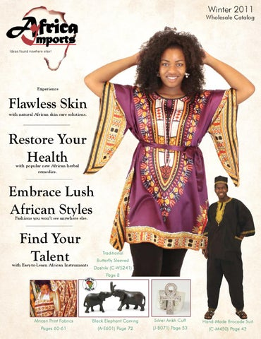 37ebe01ee59d Africa Imports Fall Winter 2011 Catalog by Africa Imports - issuu
