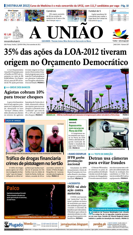 6d81ea753f Jornal A UNIÃO by Jornal A União - issuu