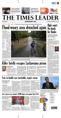 Times Leader 09 29 2011 By The Wilkes Barre Publishing Company Issuu