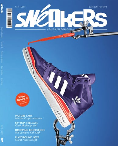 buy online 3b93f 59f37 Sneakers Magazine Issue 11 by Monday Publishing GmbH - issuu
