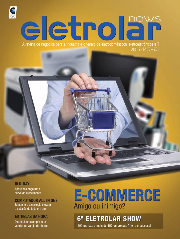 Revista Eletrolar - Ed 73 by Grupo Eletrolar - issuu 1e1cb56e4d