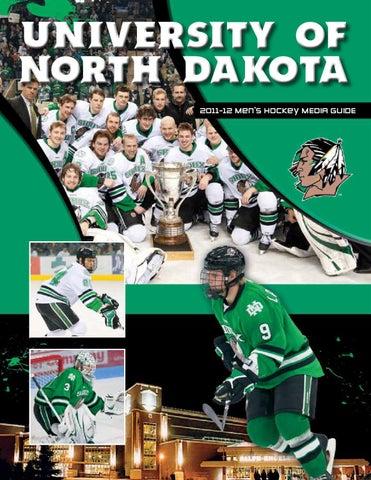 c47b61b8 2011-12 University of North Dakota men's hockey media guide by ...