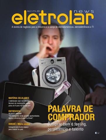 Revista Eletrolar - ed83 by Grupo Eletrolar - issuu 39b8861b16