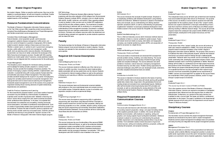 2011-13 Catalog & Handbook: Saint Mary's University Schools