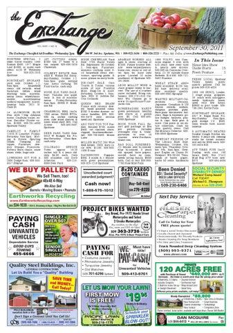 The Exchange - September 30, 2011