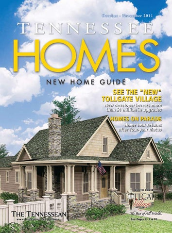 Tennessee Homes Oct Nov