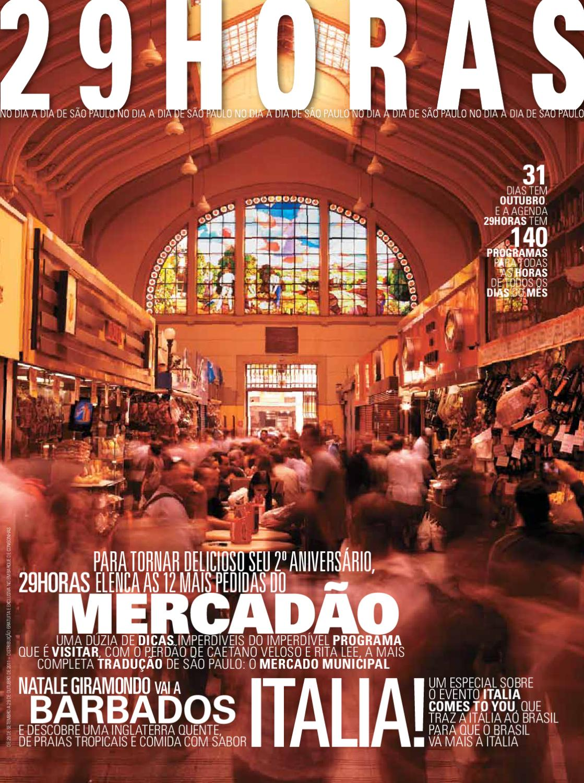 revista 29HORAS - Ed 24 - outubro 2011 by 29HORAS - issuu f8cf59af41e22