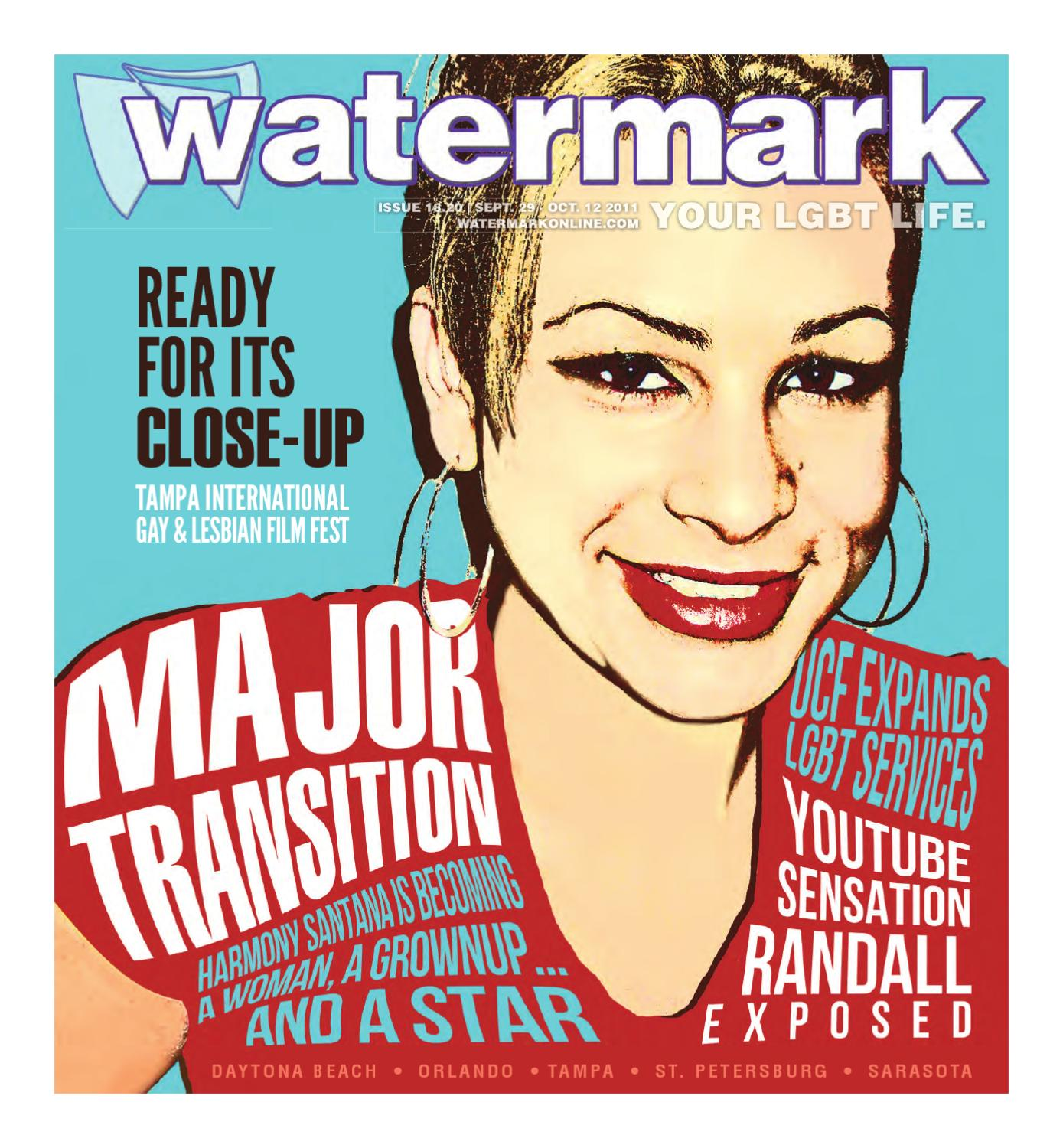 Watermark issue 18.20: Tampa International Gay and Lesbian Film Festival  2011