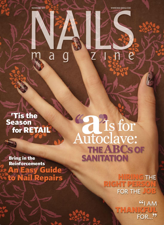 Nails Magazine November 2011 by Bobit Business Media - issuu