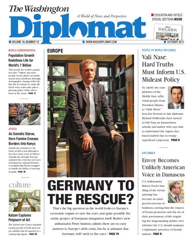 1f8235b08 October 2011 by The Washington Diplomat - issuu