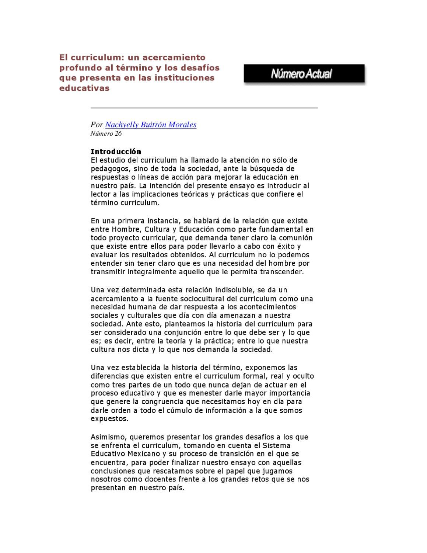 Curriculum by GILDA EUGENIA POC ALVAREZ - issuu