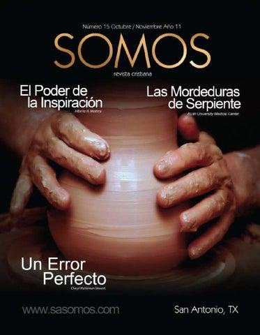Revista Cristiana SOMOS – Número 15 Octubre / Noviembre Año 11