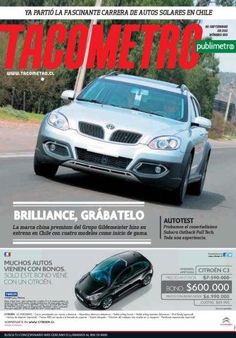 c0096a36101cc 20110930 cl tacometro by Publimetro Chile - issuu