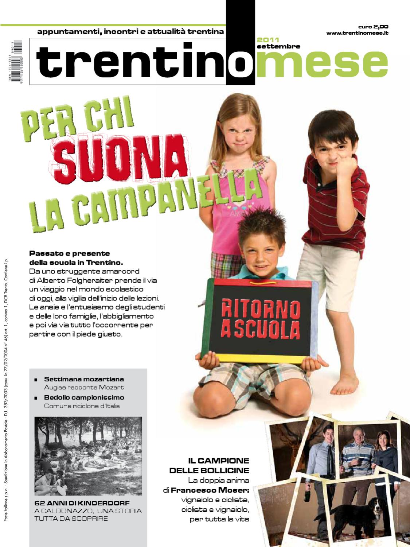 TrentinoMese settembre 2011 by Curcu Genovese - issuu 0deefc401b72