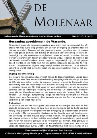 623d616ff2c Molenaar oktober 2011 by stad Kortrijk - issuu