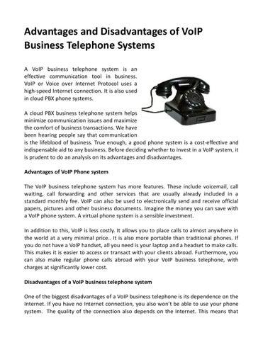 advantages and disadvantages of effective communication