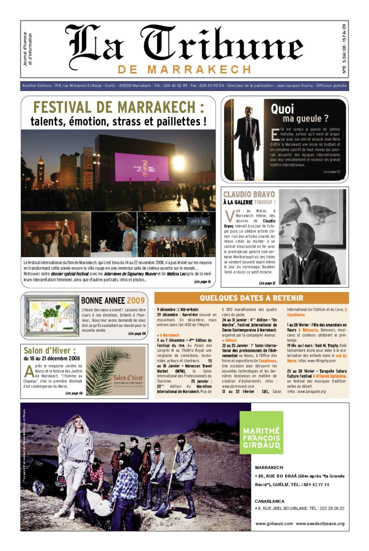 TDM 8 by La Tribune de Marrakech - issuu b84ead6c63f0