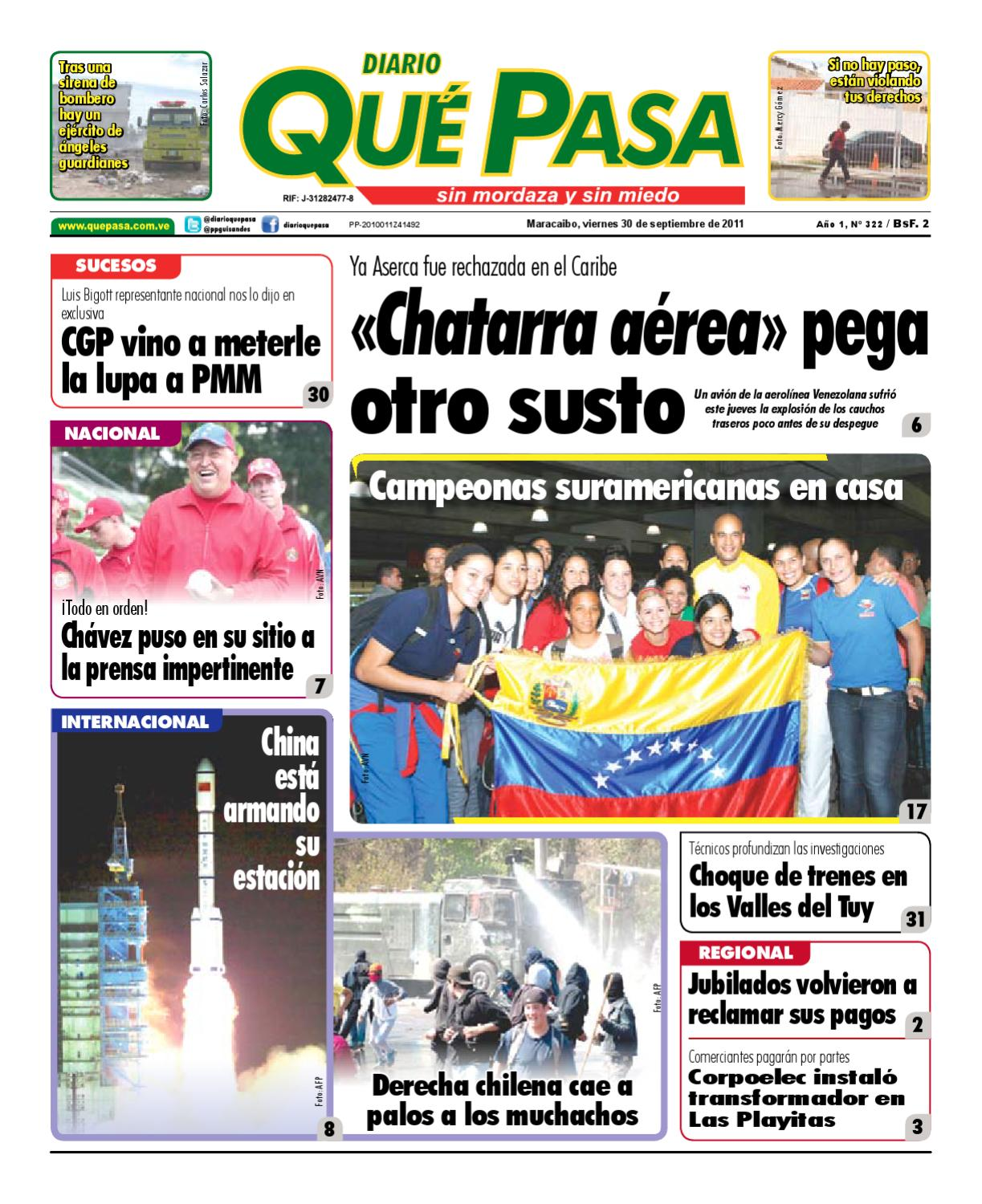 777f80bb00f7 30 09 11 by Diario Que pasa - issuu
