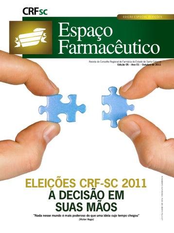 Revista Espaço Farmacêutico Edição 5