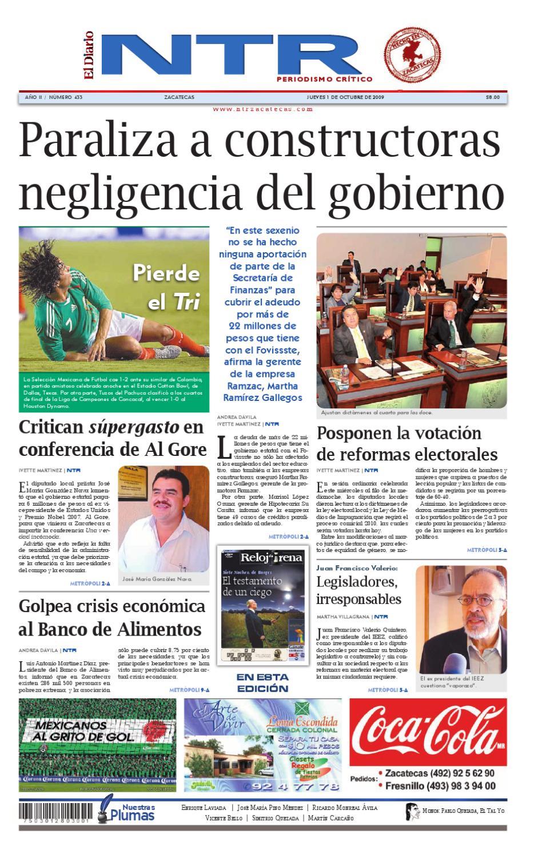 Medios By Ntr Comunicación Issuu El Diario De dxWBQerCo