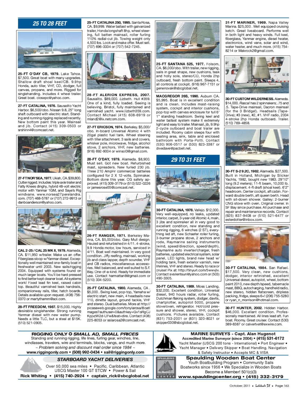 Latitude 38 Oct  2011 by Latitude 38 Media, LLC - issuu