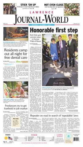 87085706cca0 Lawrence Journal-World 10-01-11 by Lawrence Journal-World - issuu