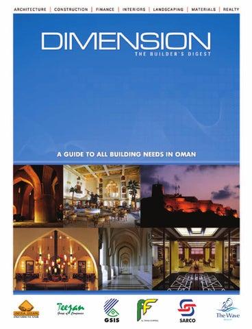 Dimension 2011 by Deenar Press and Publishing - issuu