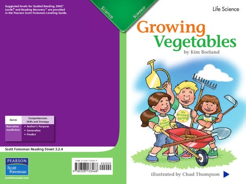 Growing Vegetables by Tammy Brown - issuu