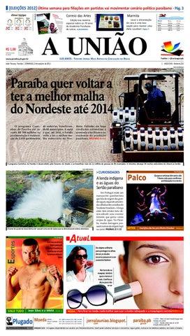 d4d07e1ac jornal A UNIÃO by Jornal A União - issuu