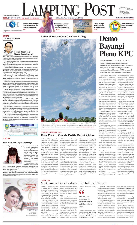 Lampung Post Edisi Senin 1eeb687991