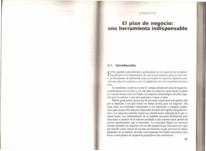 Esquema de plan de negocios by Gabriel Gallegos - issuu